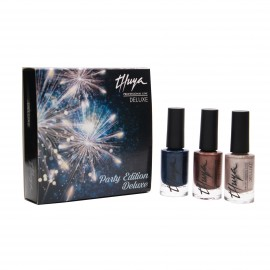 KIT Esmaltes Deluxe PARTY UNIVERSE 3 unidades