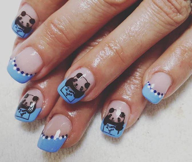 Manicura divertida _pretti_nails
